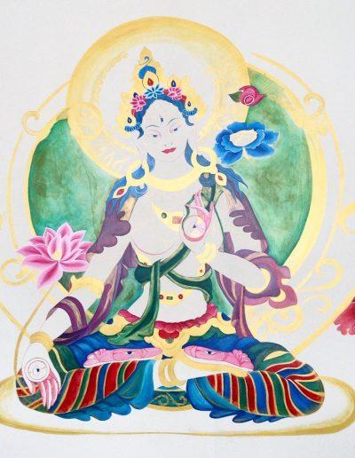 Goddess Mural